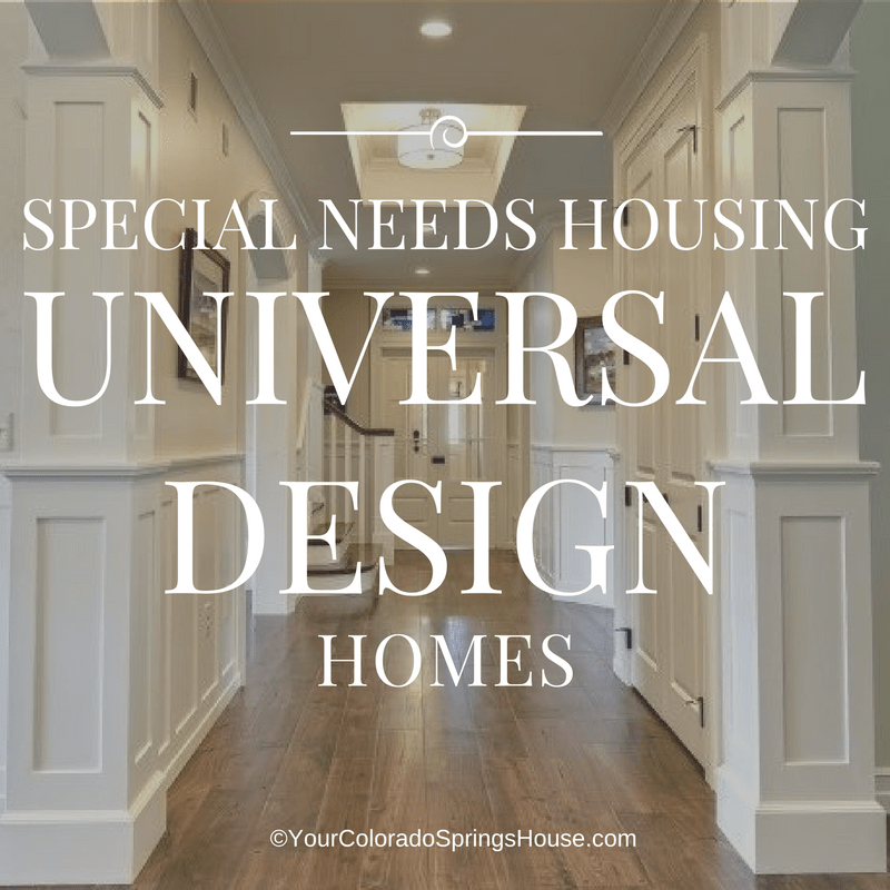 Universal Design Home What Do You Look For When Purchasing A Home? Perhaps  Itu0027s An Open Floor Plan, An Upgraded Kitchen, Or A Large Master Bath.