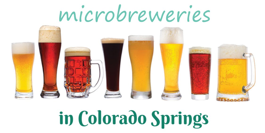 Microbreweries in Colorado Springs [updated for 2017]