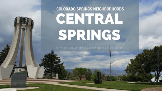 Central Colorado Springs