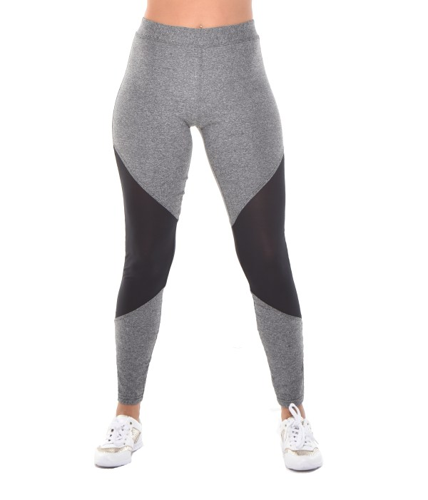 grey legging front