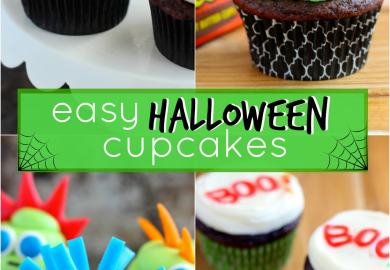 Easy Halloween Cake Decorating Ideas