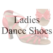 All Ladies Dance Shoes