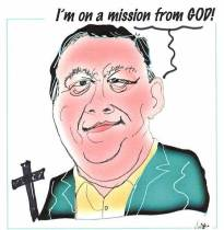 the new missionary...   Your Democracy