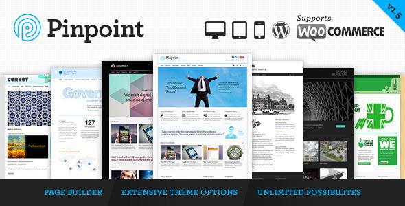 Pinpoint WordPress Theme