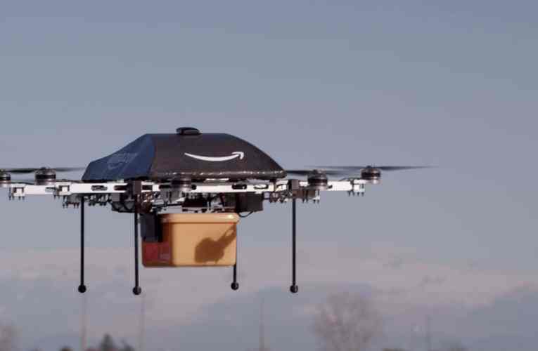 Amazon Cleared By FAA For Drone Delivery