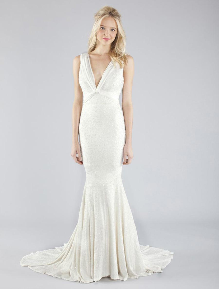 Nicole Miller Bianca MK0004 Wedding Dress on Sale  Your