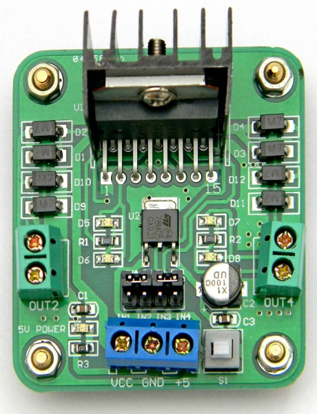 To Build Dual Relay Driver Board Circuit Schematic Circuit Diagram