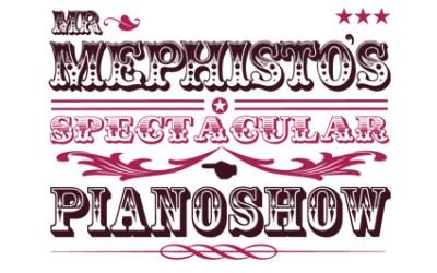 Logo: Mephisto Spectacular Piano Show