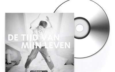 CD Cover: De Tijd van mijn leven