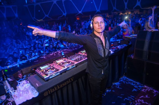 tiesto, a town called paradise, red lights, wasted, edm