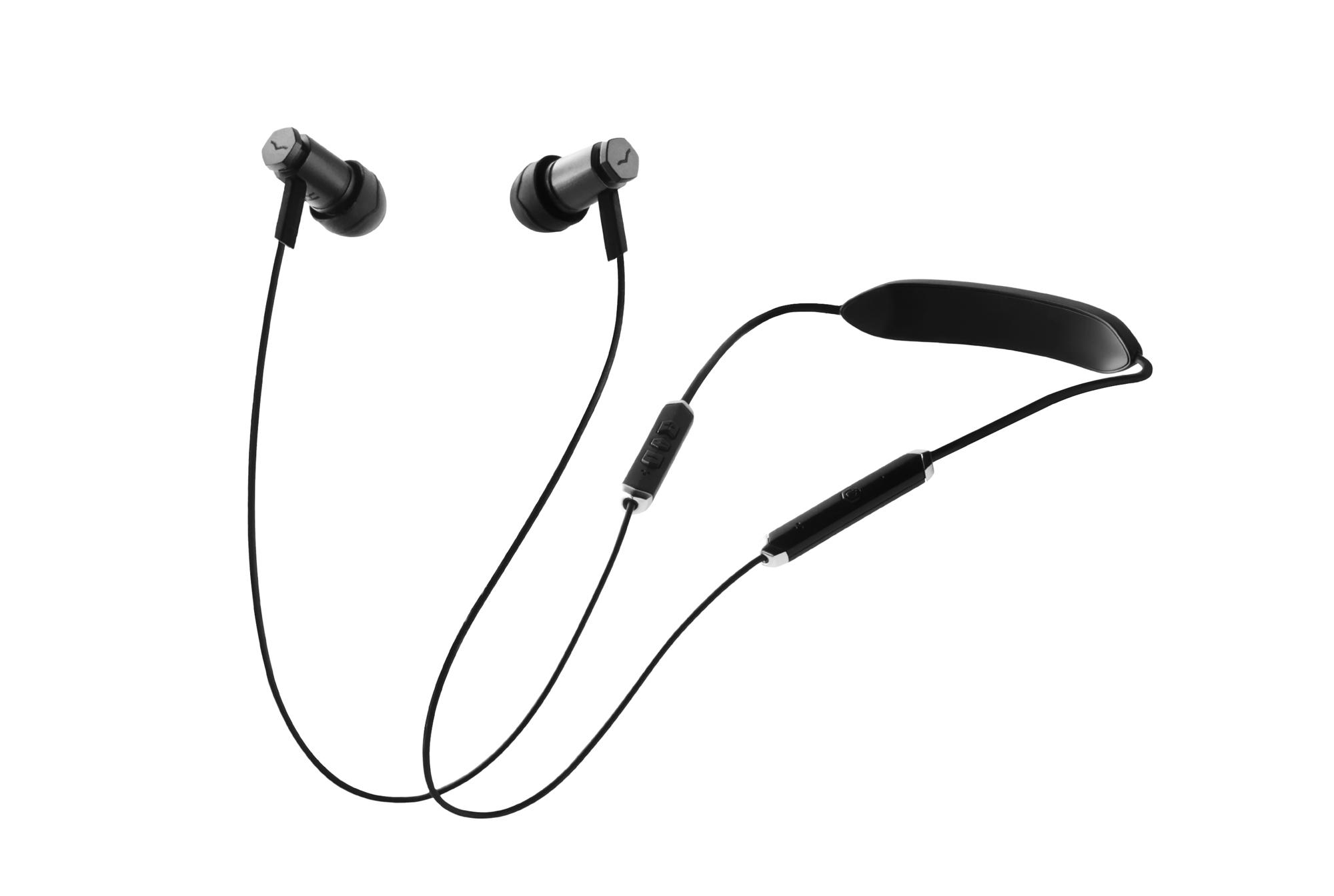 V Moda Introduces New Forza Metallo Wireless Earbuds