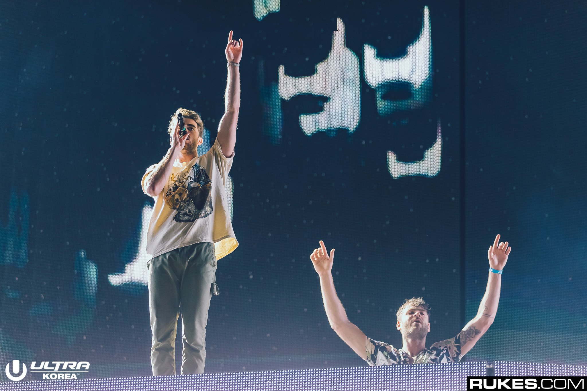 the chainsmokers unleash crazy