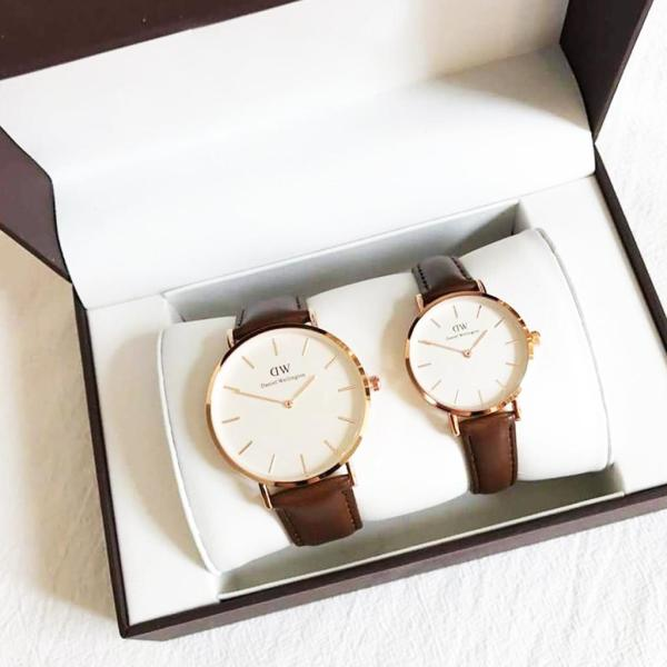 daniel wellington montre yotureleganceshop accessoire