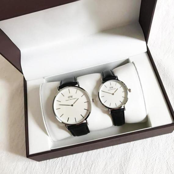 Montre couple Sheffield Daniel Wellington youreleganceshop