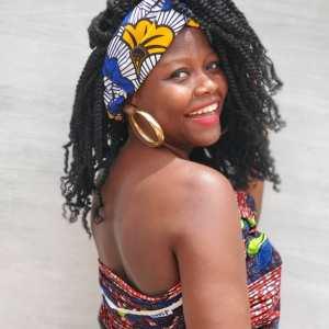bandeau wax style africain