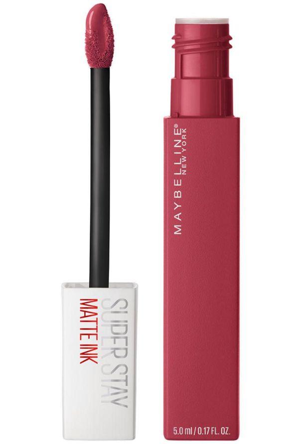 rouge à lèvres maybelline superstay matte ink 80 Ruler