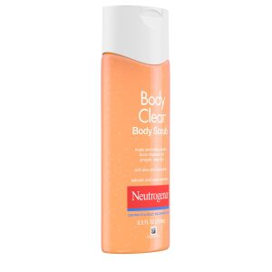 Gommage du corps body clear neutrogena