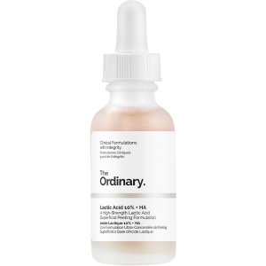 the ordinary solution de peeling acide lactique 10% HA