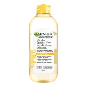 eau micellaire démaquillante garnier vitamine C