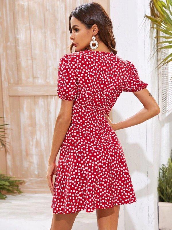 robe courte tendance été