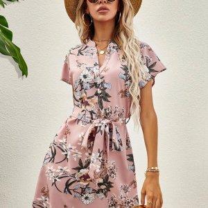 robe fleurie été femme
