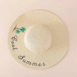chapeau de plage femme cool summer