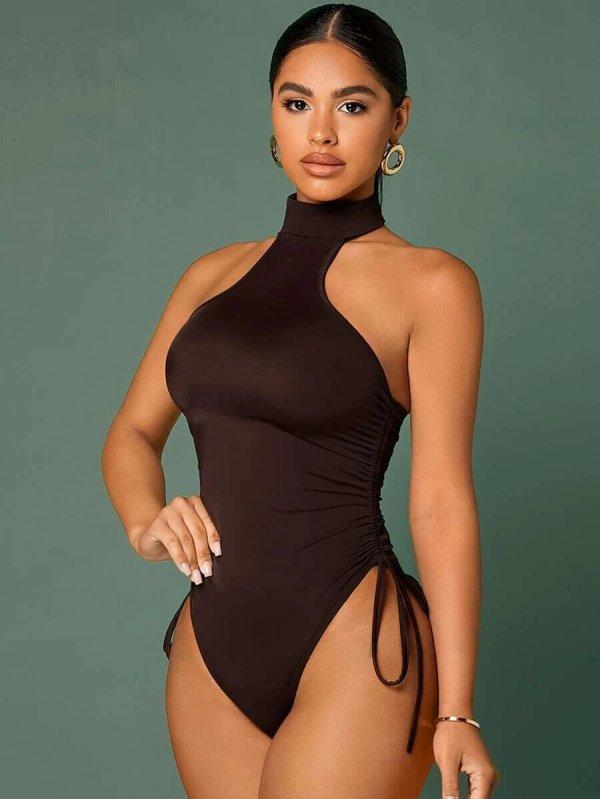 bodysuit femme sexy dos nu