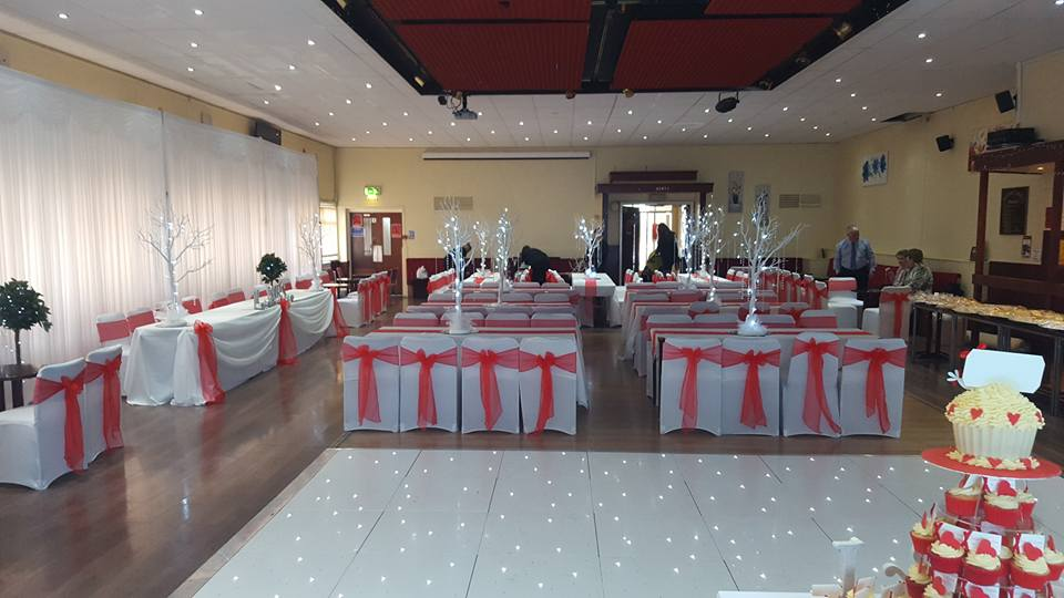chair cover hire dunfermline square cushions table enchanted events