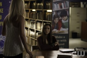 After her confession, will Elena stick to the truth or go back on what she feels? Again.