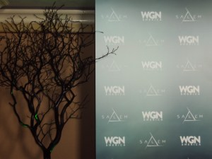 SALEM - WGN America TCA Event Interview Room