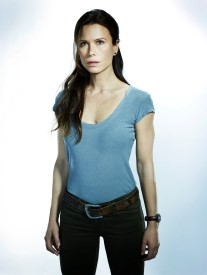 Rhona Mitra as Dr. Rachel Scott of the CDC