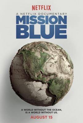 Mission Blue Keyart