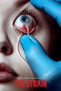 The Strain (eye) Key Art (Featured)