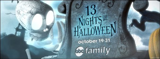 ABC Family 13 Nights of Halloween (2014 banner)