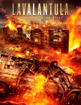 Lavalantula Key Art