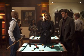 Beckett and Castle learn from Fats Shepherd that Will made a deal with the devil...