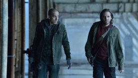 L-R: Ramses (Kirk Acevedo) and Cole scavenging to find the next piece to the puzzle