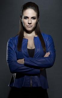 Anna Silk as succubus Bo