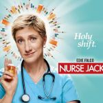"<i>Nurse Jackie</i> – ""Godfathering"" Review and Photos. Blue Toes."