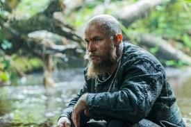 As Ragnar (Fimmel) presses forward to raid Paris, a surprise awaits for him in Mercia