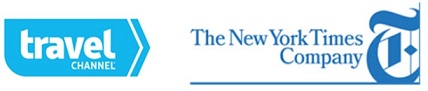 Travel Channel - NY Times logo