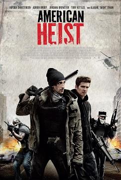 American Heist movie Key Art