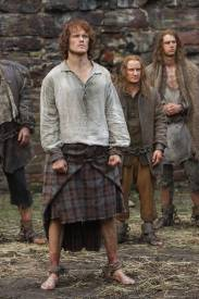Jamie remains strong throughout his ordeal. It makes his tears at the end all the more heartrending.
