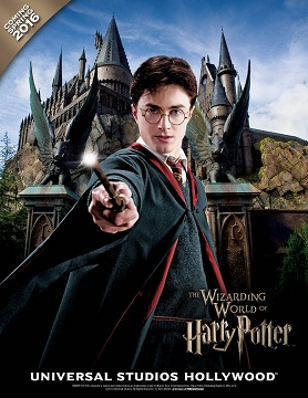 """UNIVERSAL STUDIOS HOLLYWOOD - THEME PARKS -- Pictured: """"The Wizarding World of Harry Potter"""" at Universal Studios Hollywood -- (Photo by: Universal Studios Hollywood)"""