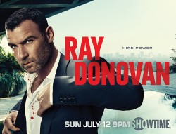 Ray Donovan S3 logo