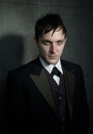 GOTHAM: Robin Lord Taylor as Oswald Cobblepot. GOTHAM premieres Monday, Sept. 22 (8:00-9:00 PM ET/PT) on FOX. ©2014 Fox Broadcasting Co. Cr: Michael Lavine/FOX