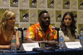 News/Photos: AMC's Fear The Walking Dead Cast Talk Crossover