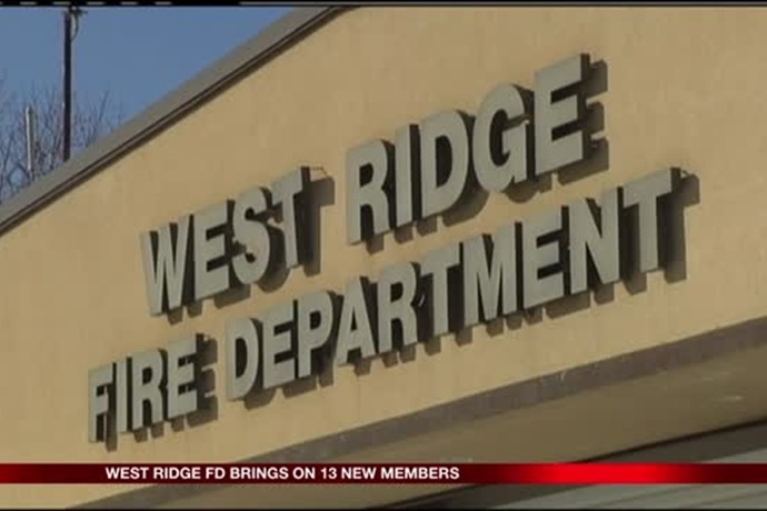 West Ridge Fire Department _5326860548871963085