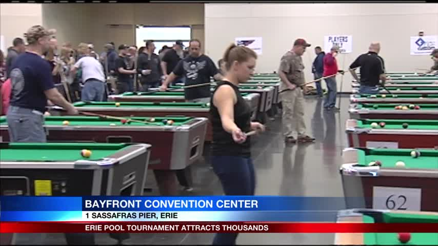 Pool Tournament at Bayfront Convention Center_74029060