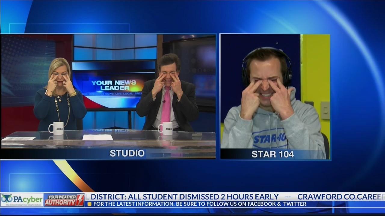 Star Struck - Star 104:  Facial Exercises